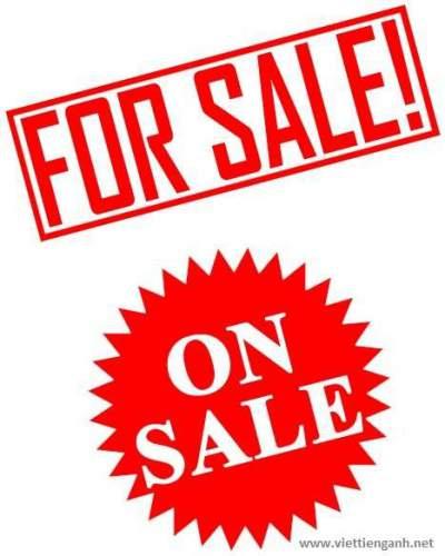 Phan biet for sale va on sale